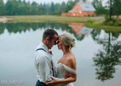 Meadow Ridge Events wedding with Jenny & Logan.