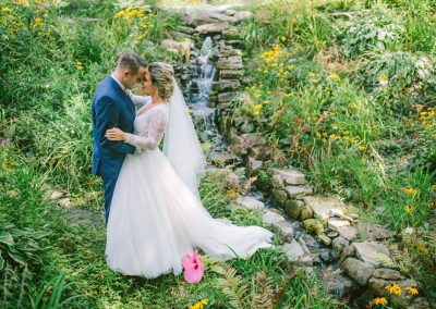 Meadow Ridge Events Oak Waterfall