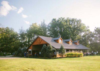 Oak Pavilion Exterior